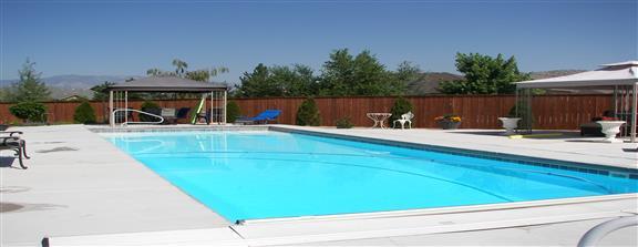 Moreinfo fiberglass swimming pools poolcolors san juan for Pool dealers