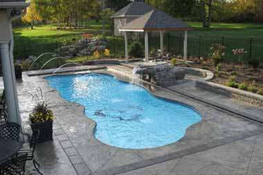 Poolsandspas Fiberglass Pools San Juan Pools Far West